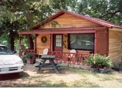 Click to enlarge image  - Cottage w/ jacuzzi for 2 - Cottage # 4